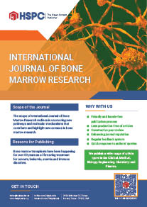 International Journal of Bone Marrow Research