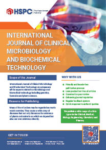International Journal of Clinical Microbiology and Biochemical Technology