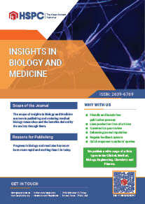 Insights in Biology and Medicine