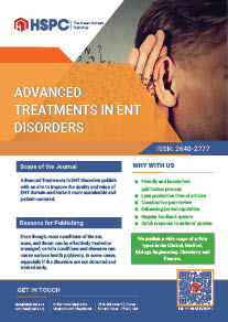 Advanced Treatments in ENT Disorders