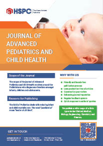 Journal of Advanced Pediatrics and Child Health
