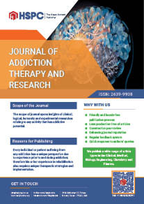 Journal of Addiction Therapy and Research