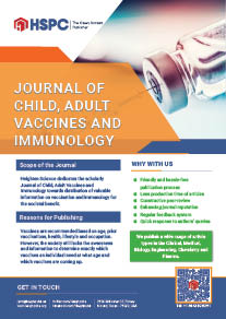 Journal of Child, Adult Vaccines and Immunology