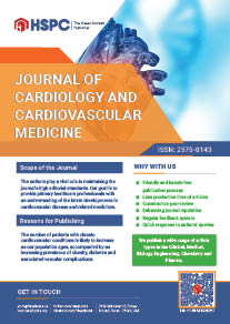 Journal of Cardiology and Cardiovascular Medicine