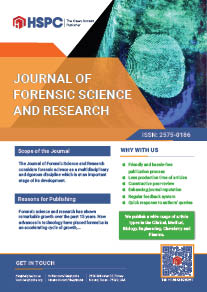 Journal of Forensic Science and Research