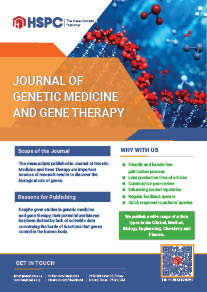 Journal of Genetic Medicine and Gene Therapy