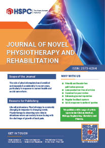 Journal of Novel Physiotherapy and Rehabilitation