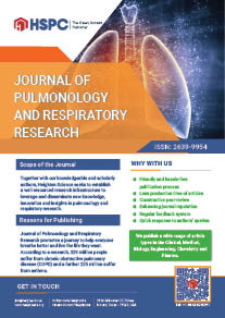Journal of Pulmonology and Respiratory Research
