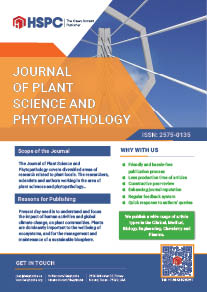 Journal of Plant Science and Phytopathology | HSPC