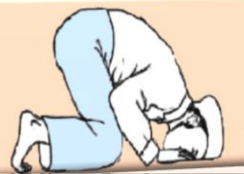Physical benefits of (Salah) prayer - Strengthen the faith